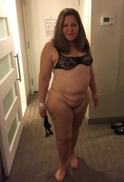 Висячие сиськи толстухи Дженнифер